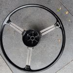 spoked steering wheel series 1 2 and 2A